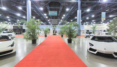 Miami Convention Center 3D Model