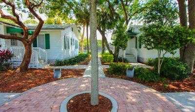 Kester Cottages (Pompano Beach, FL) 3D Model