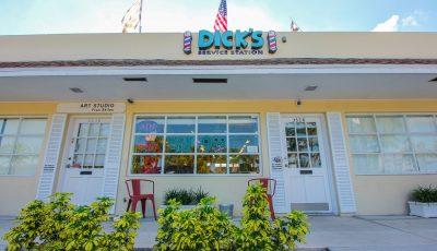Dick's Service Station (Oakland Park, Fl) 3D Model