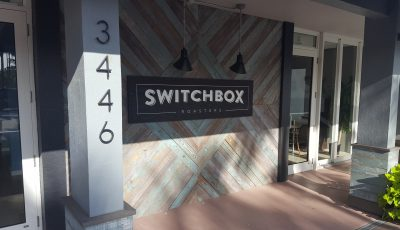 Switchbox Coffee Roasters 3D Model