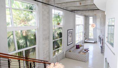 2-Story Modern Penthouse