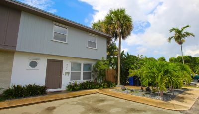 Ft Lauderdale Townhouse