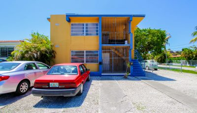 Ground floor Duplex with Spacious Fenced Yard 3D Model