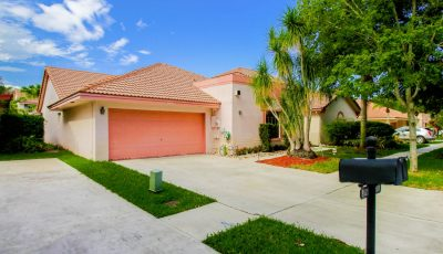 9501 NW 18th Manor, Plantation, FL, 33322