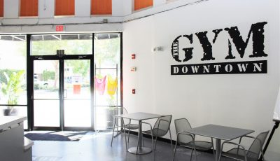 The Gym Downtown 3D Model