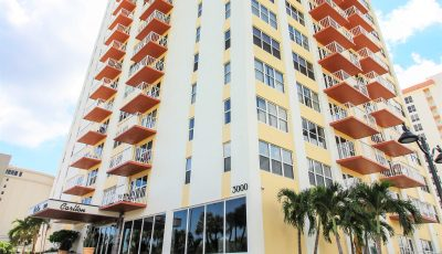 3000 E Sunrise Blvd #6F, Fort Lauderdale, FL, 33304 3D Model