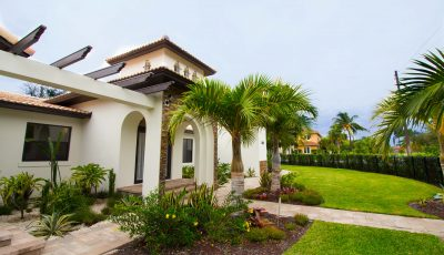 New Spanish Colonial in Coral Ridge 3D Model