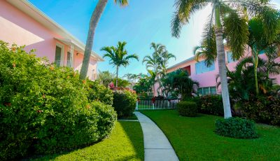 Hottest location in Fort Lauderdale Beach 3D Model