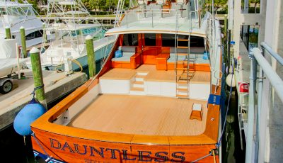 "86' 2011 Merritt ""Dauntless"""