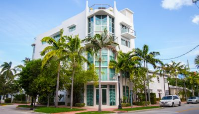 South of Fifth boutique build. New modern two story 2beds /2 bath loft, 4 blocks from the sandy ocean, parking