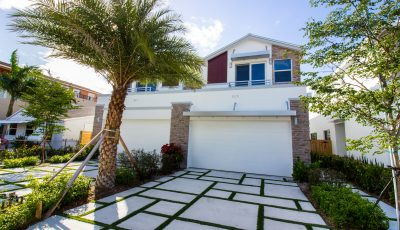 Brand New Construction Townhouse in Tarpon River