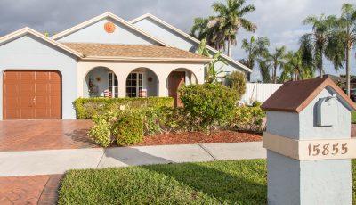 15855 SW 143rd Path, Miami, FL 33177 3D Model