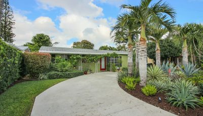 Sleek/spacious home in desirable Coral Heights