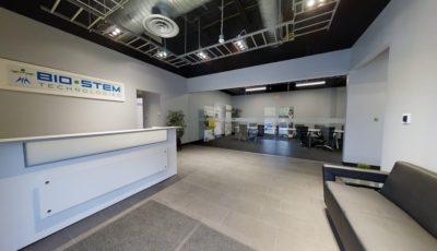 BioStem Technologies Lab 3D Model
