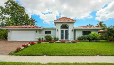 Waterfront Luxury in Coral Ridge Isles