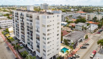 Ocean View at the fraction of the price! 7850 Byron Ave Unit 604, Miami, Fl 33141 3D Model