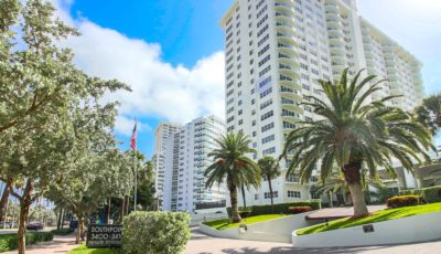 Stunning 21st floor Condo with Amazing Ocean View – Fort Lauderdale Beach