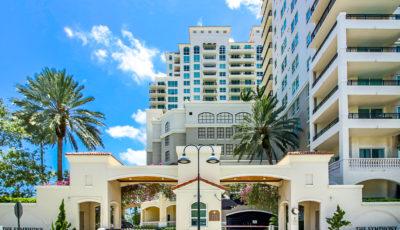 Symphony 1413-610 W Las Olas Blvd, Fort Lauderdale, FL 33312