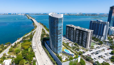 Sky Home PH3201 at Blue – 601 NE 36th St, Miami, FL 33137