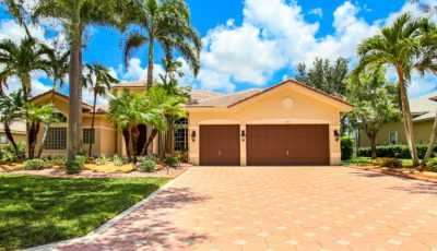 10371 North Lake Vista Circle, Davie, Florida 33328 3D Model