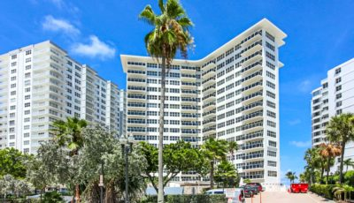 Wonderful updated ocean view condo on galt ocean mile