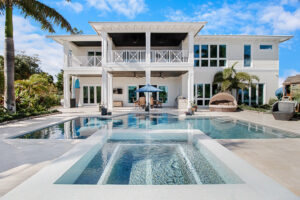 Professional Real Estate Photography for Exterior Pool example